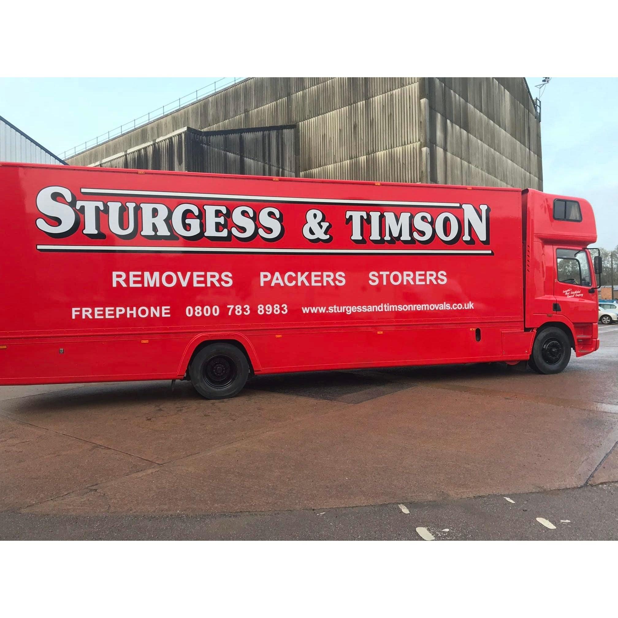 Sturgess & Timson Removals - Leicester, Leicestershire LE8 4HS - 08007 838983 | ShowMeLocal.com
