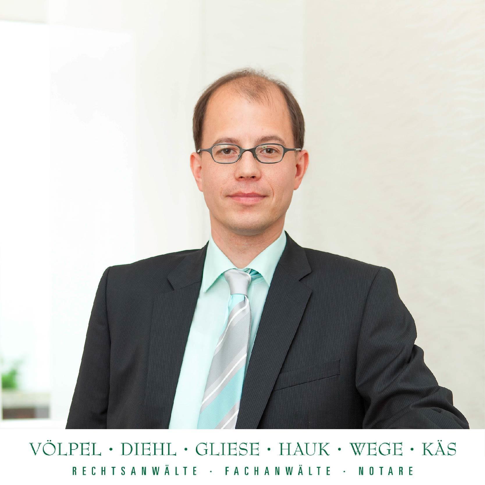 Bild zu Rechtsanwalt Marco Gronau - Sozietät Völpel & Kollegen in Gießen