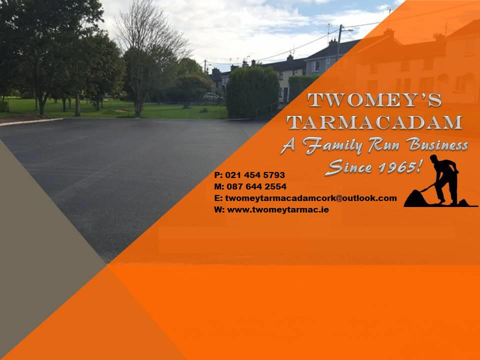 Twomey's Tarmacadam 30