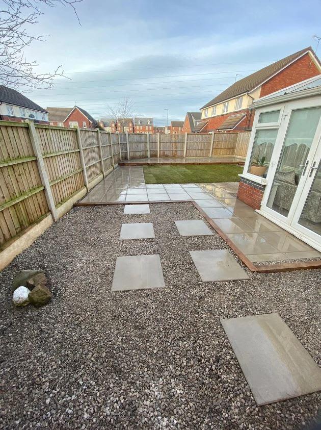 Michaels Garden Maintenance Design, Liverpool   Landscape ...