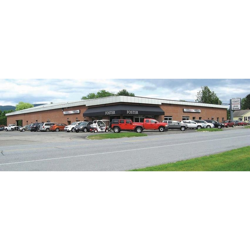 Foster Motors Inc In Middlebury Vt 05753