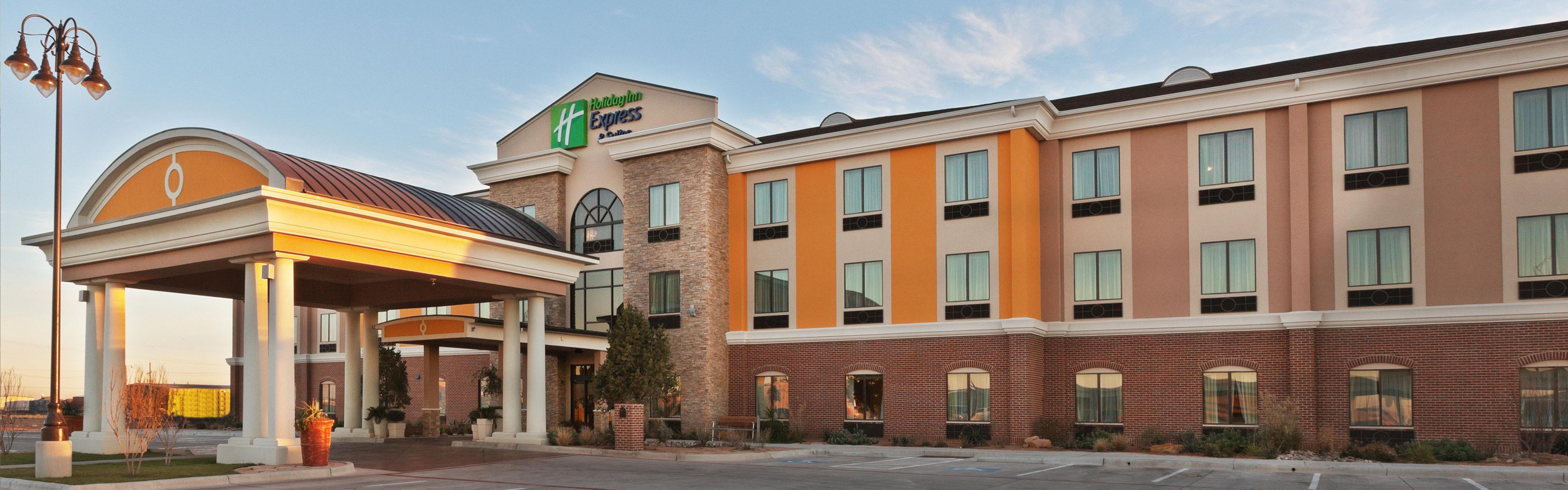 Holiday Inn Express Suites Lubbock Southwest Wolfforth Wolfforth Texas Tx