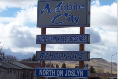 Mobile City Home Park Helena Mt