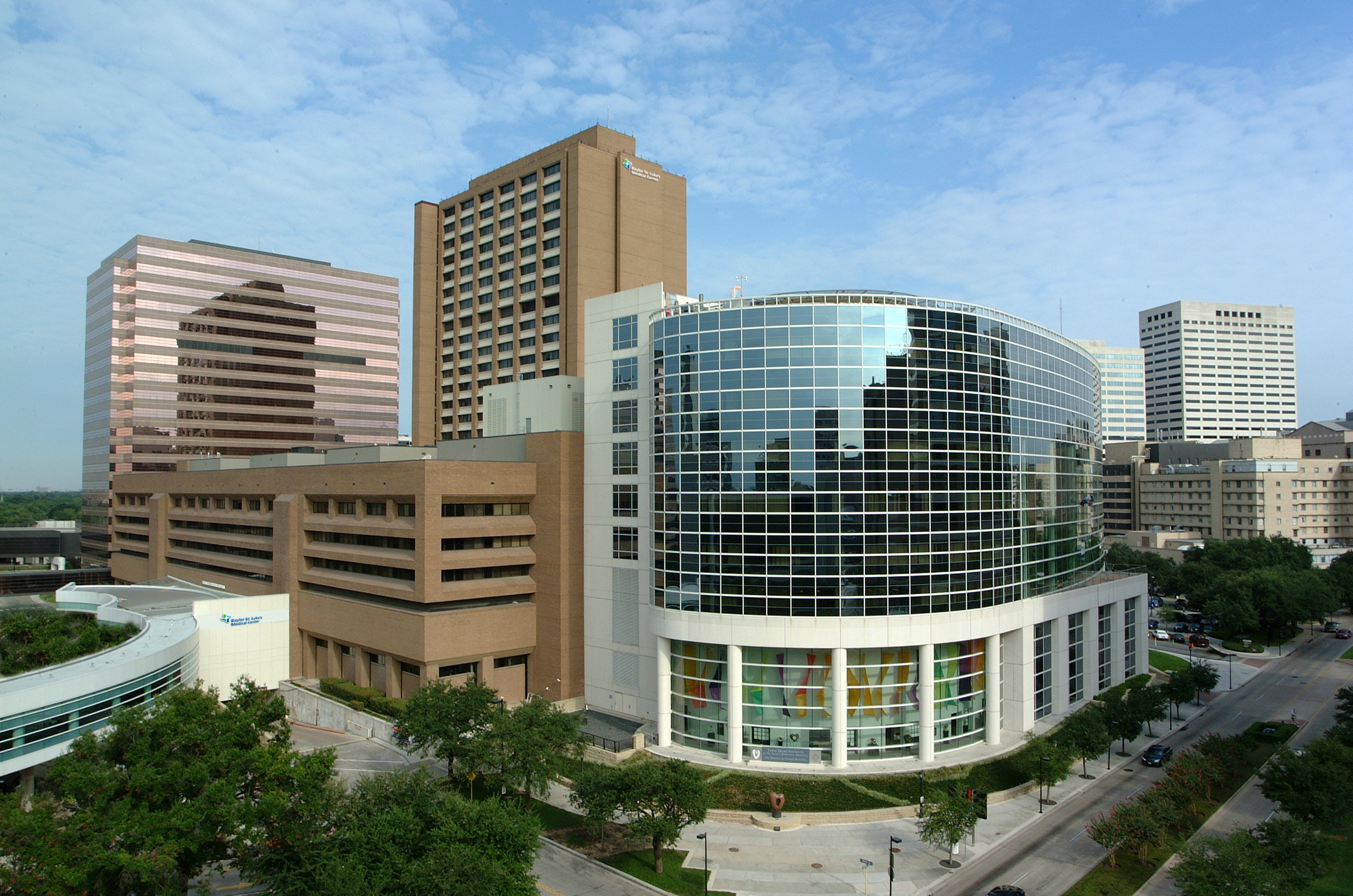 St. Luke's Health - Baylor St. Luke's Medical Center - Houston, TX