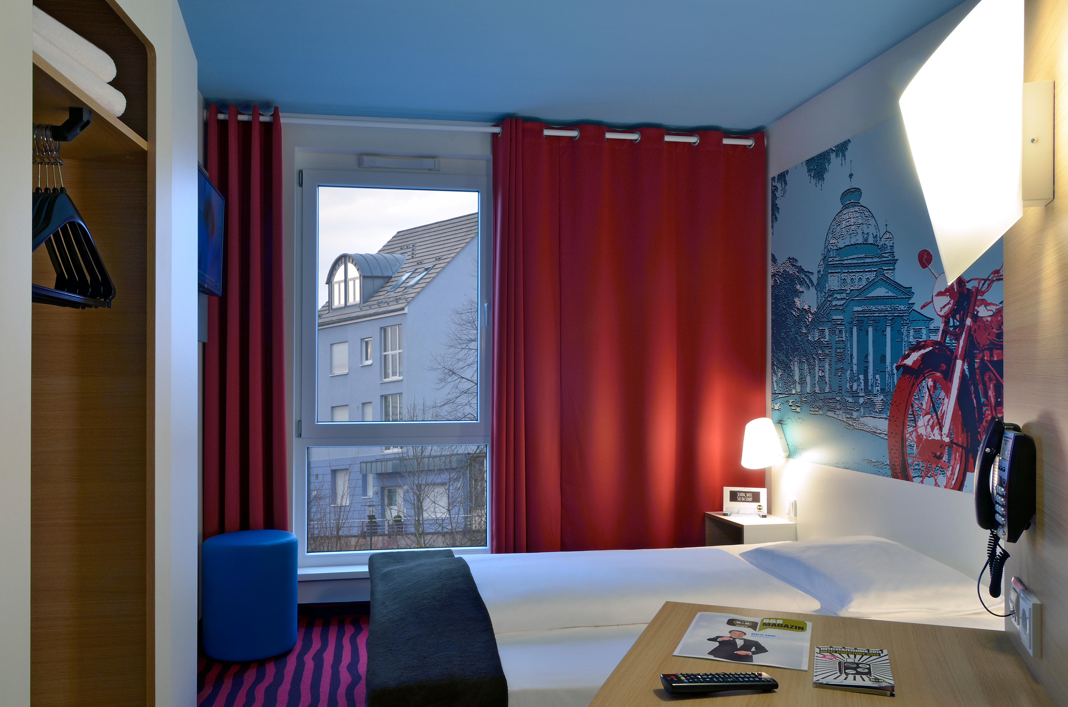 B&B Hotel Bad Homburg