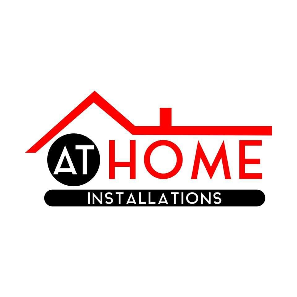 At Home Installations Logo