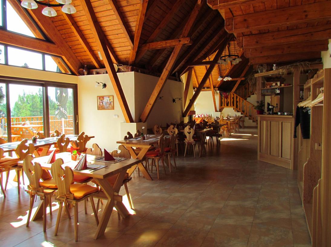 Restaurace Domažlice - Chodská chalupa