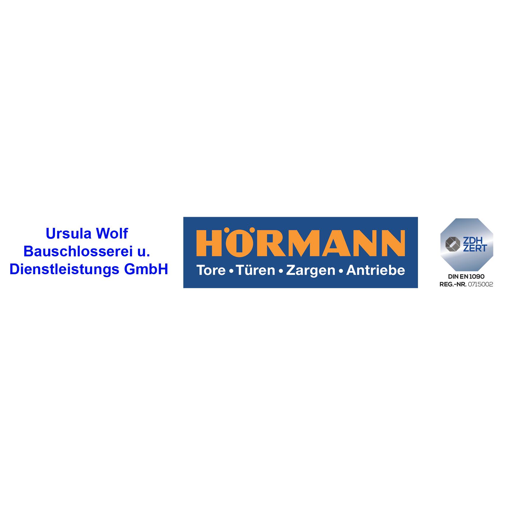 Ursula Wolf Bauschlosserei und Dienstleistungs GmbH