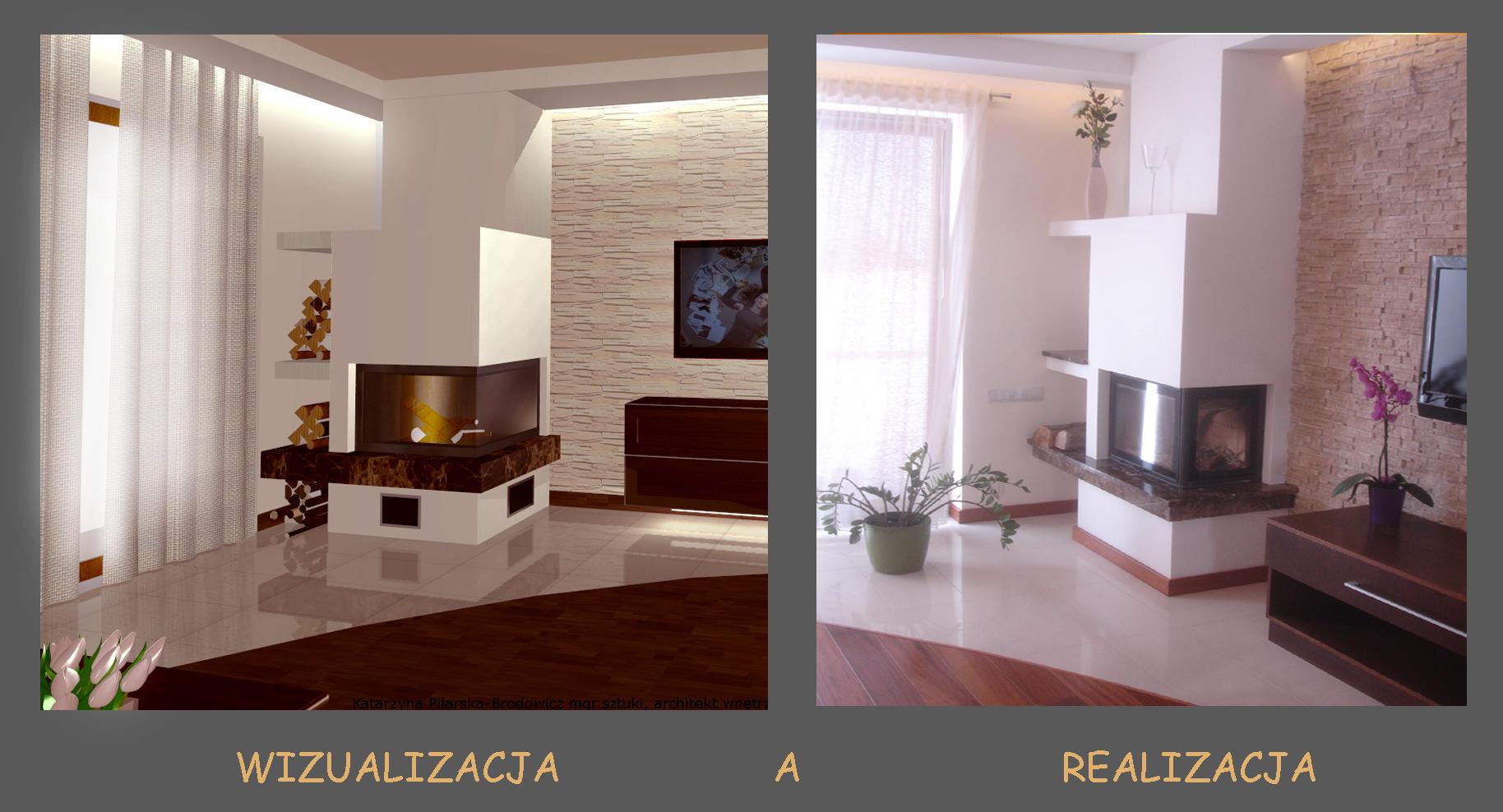 """Architekt wnętrz, projektowanie wnętrz, konsultacje u klienta, meble na wymiar Studio """"Jasne !?"""""""