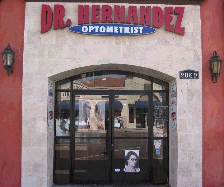 Dr. Hernandez Optometry