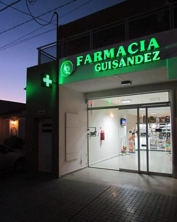 Farmacia Guisandez