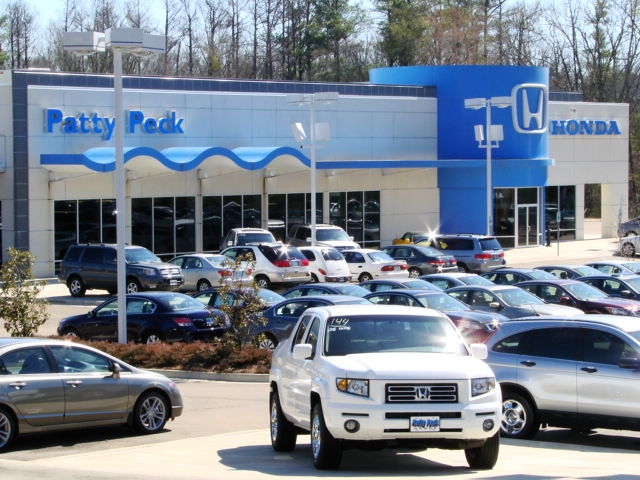 ridgeland mississippi honda dealer patty peck honda