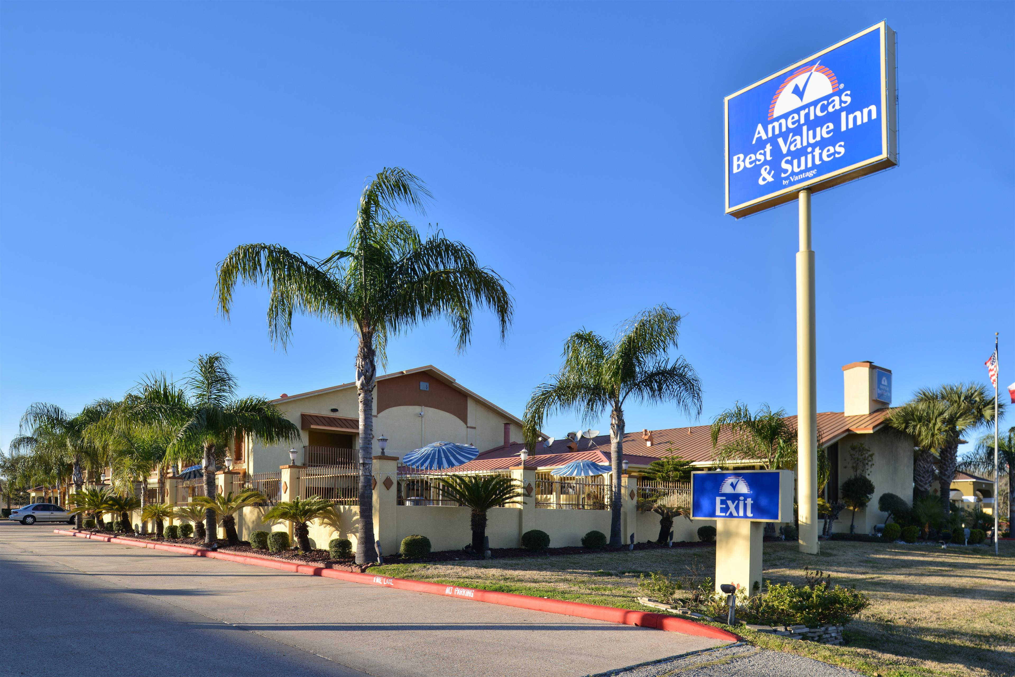 Americas best value inn suites alvin houston coupons for Americas best coupon code