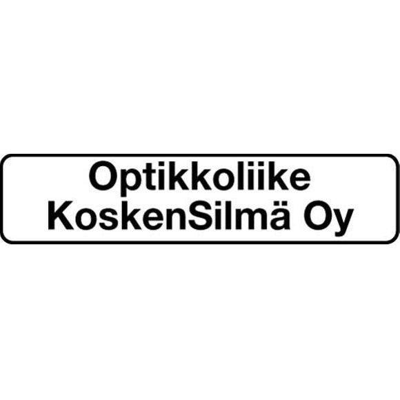 Optikkoliike KoskenSilmä Oy