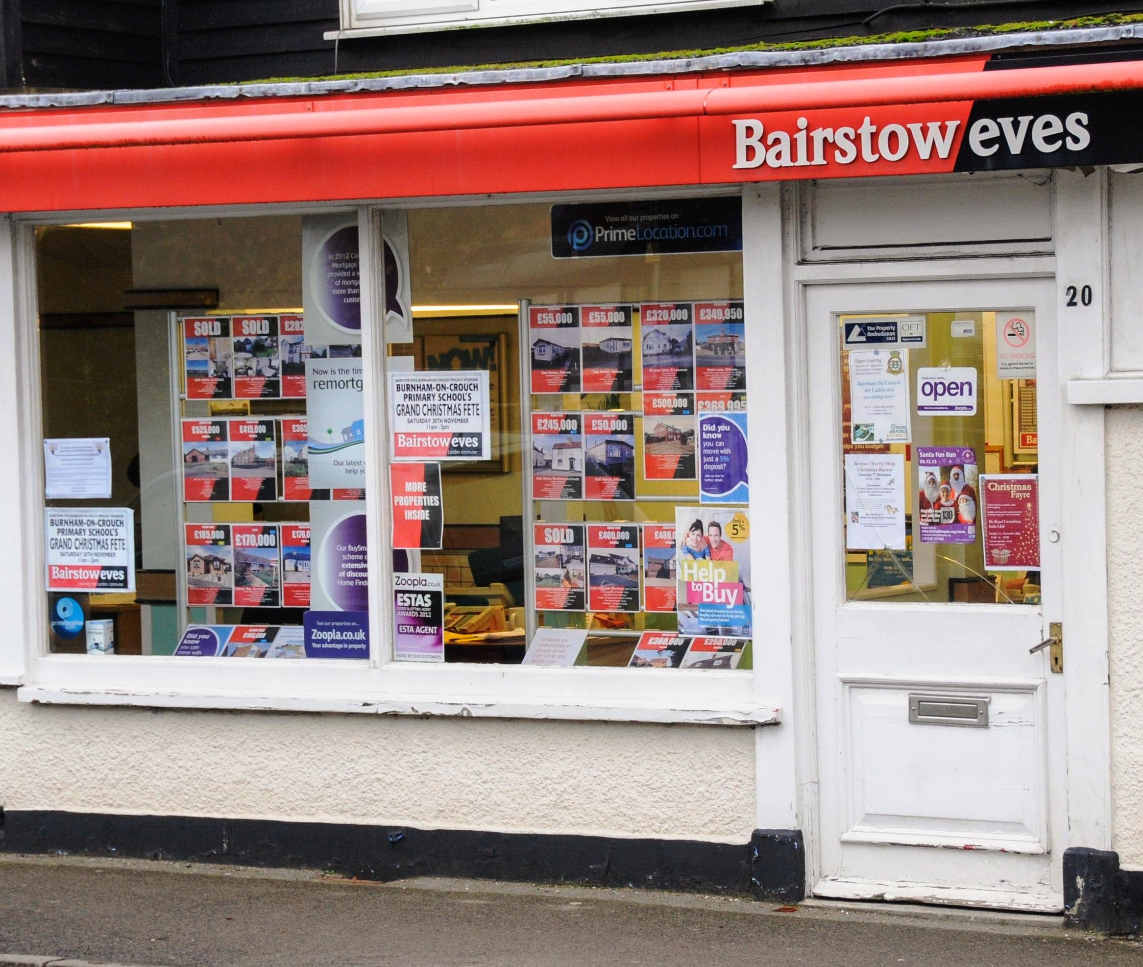 Bairstow Eves Estate Agents Burnham on Crouch