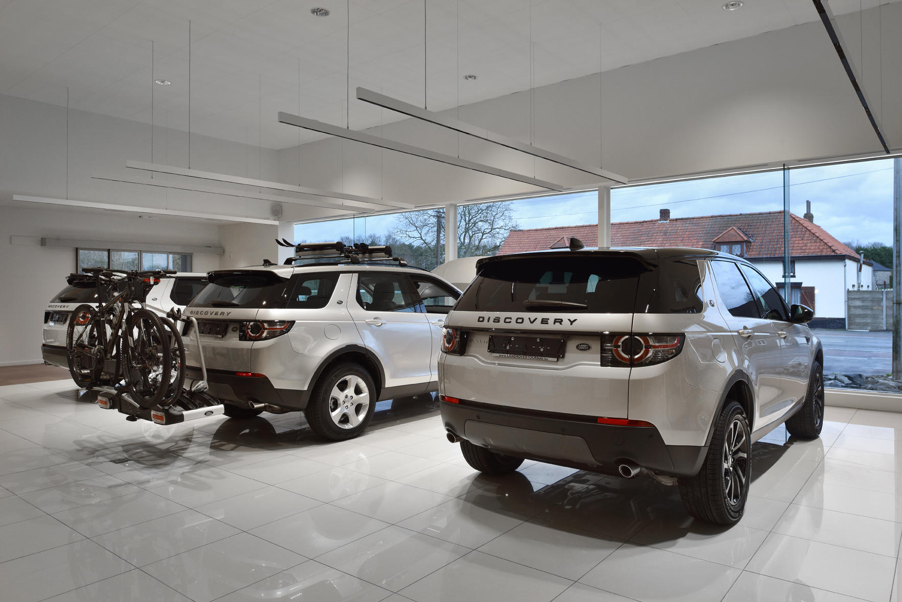 Land Rover Tournai