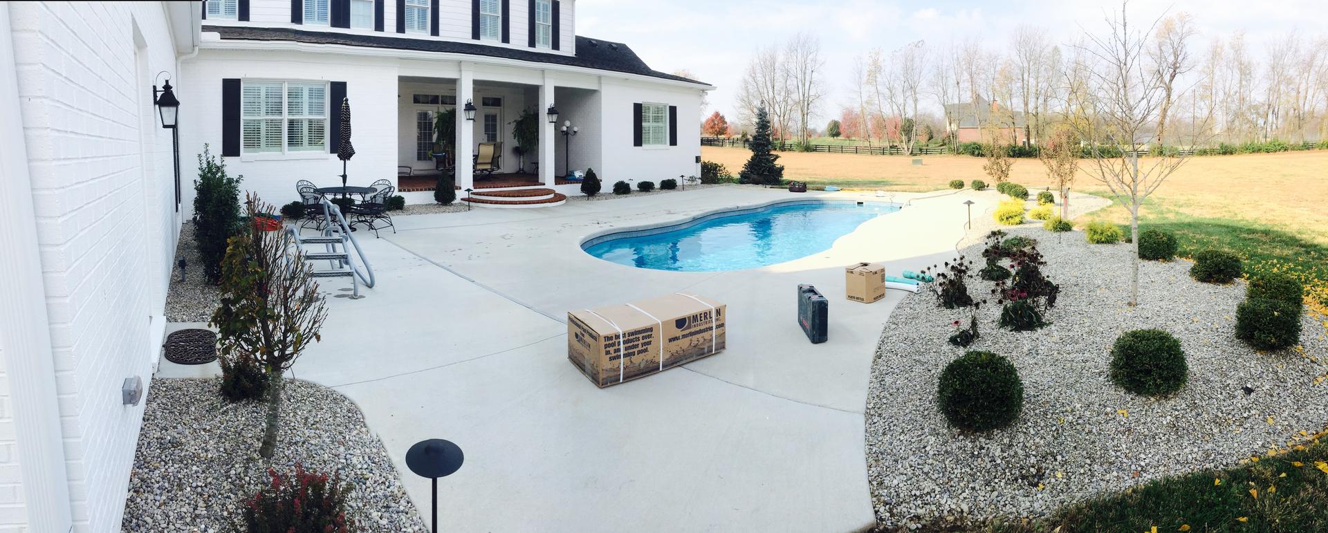 Backyard Fun Pools Inc Nicholasville Kentucky Ky