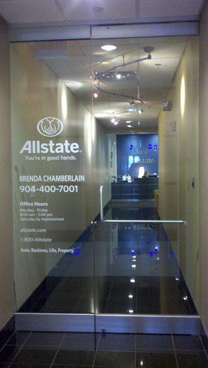 Images Brenda Chamberlain: Allstate Insurance