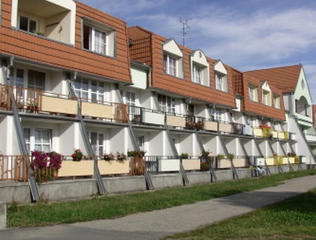 Borovany - Město