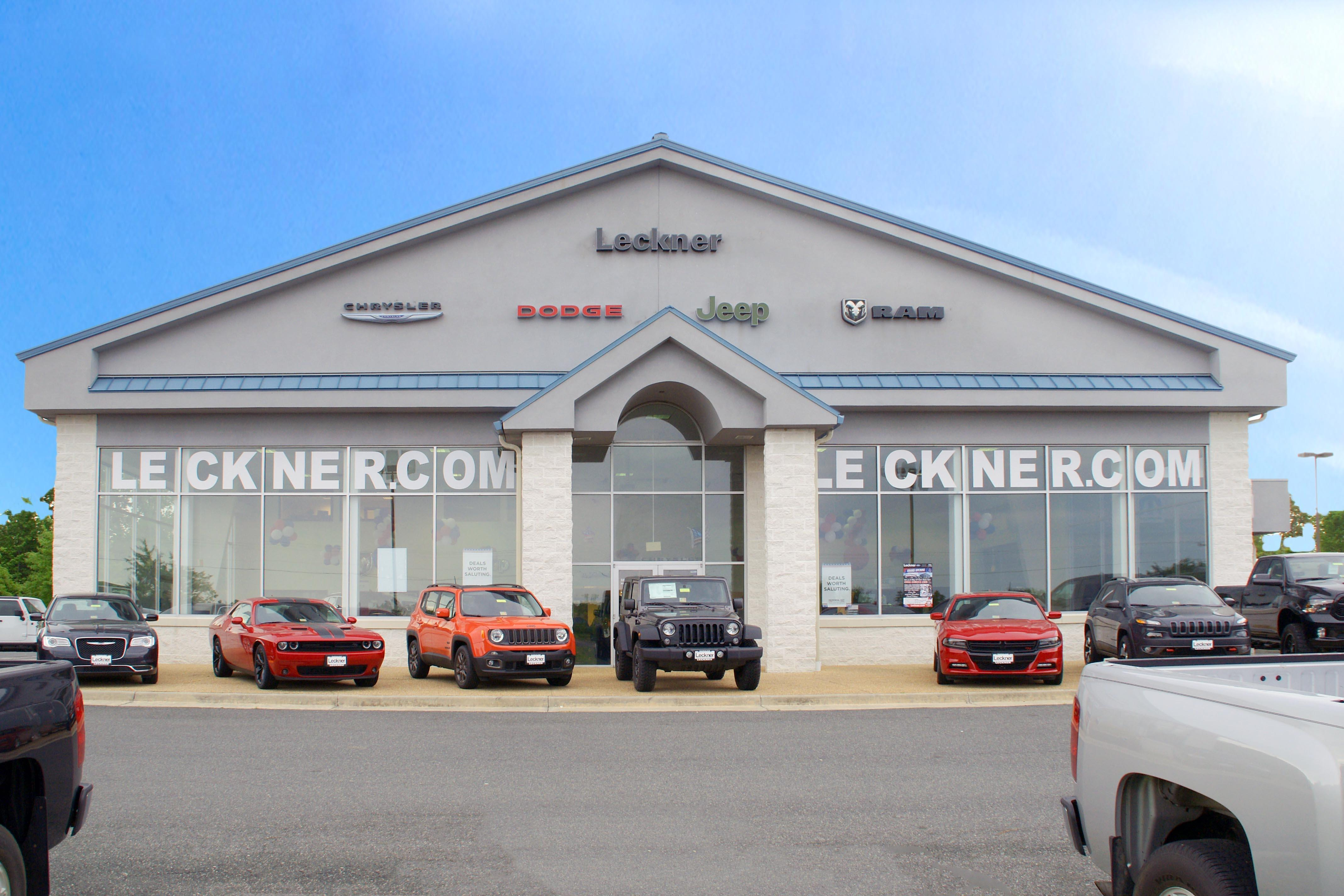 Leckner Chrysler Dodge Jeep Ram Coupons near me in King ...