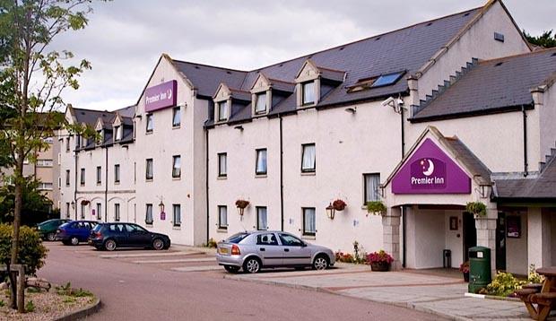 Budget Hotels In Aberdeen City Centre