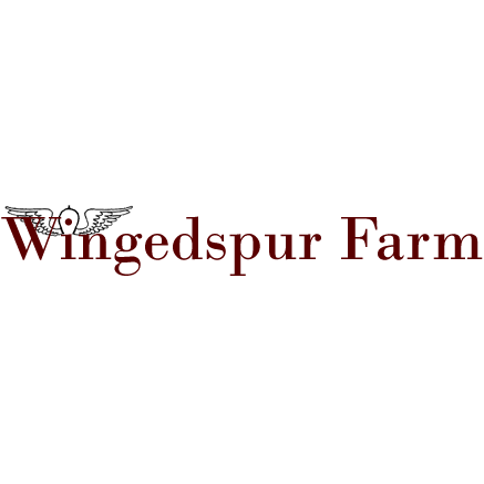 Wingedspur Farm.