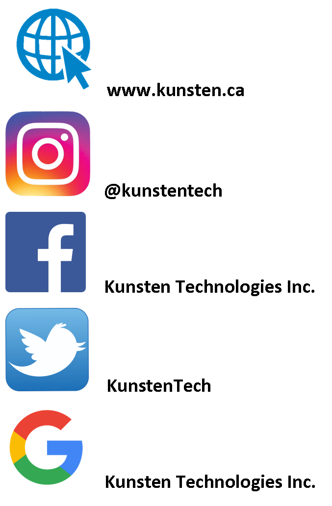 Images Kunsten Technologies Inc.