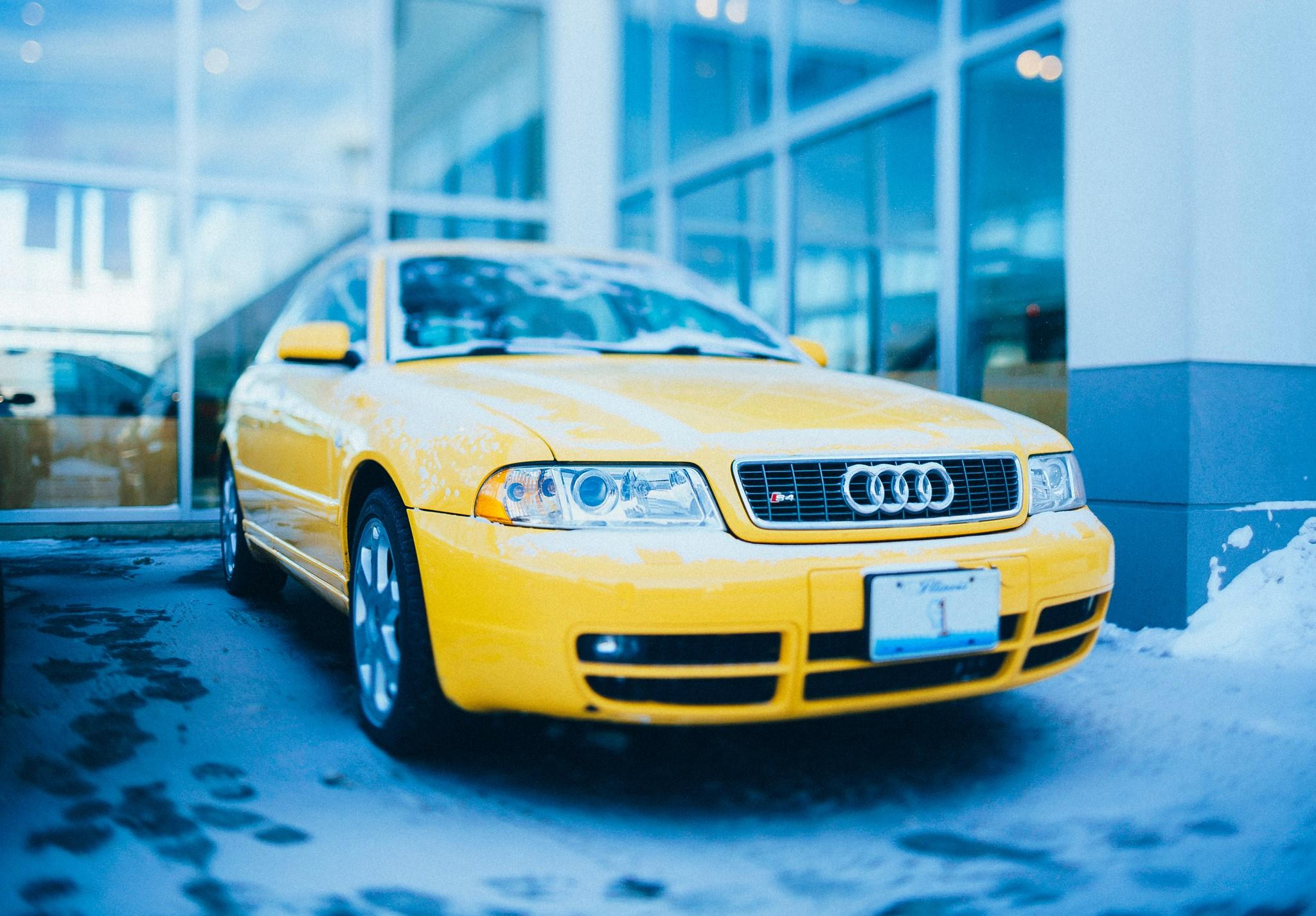 Audi exchange service coupons
