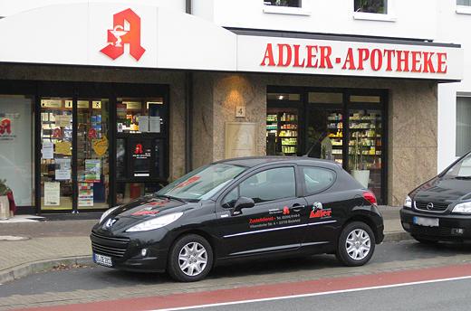 Adler-Apotheke Jöllenbeck Bielefeld