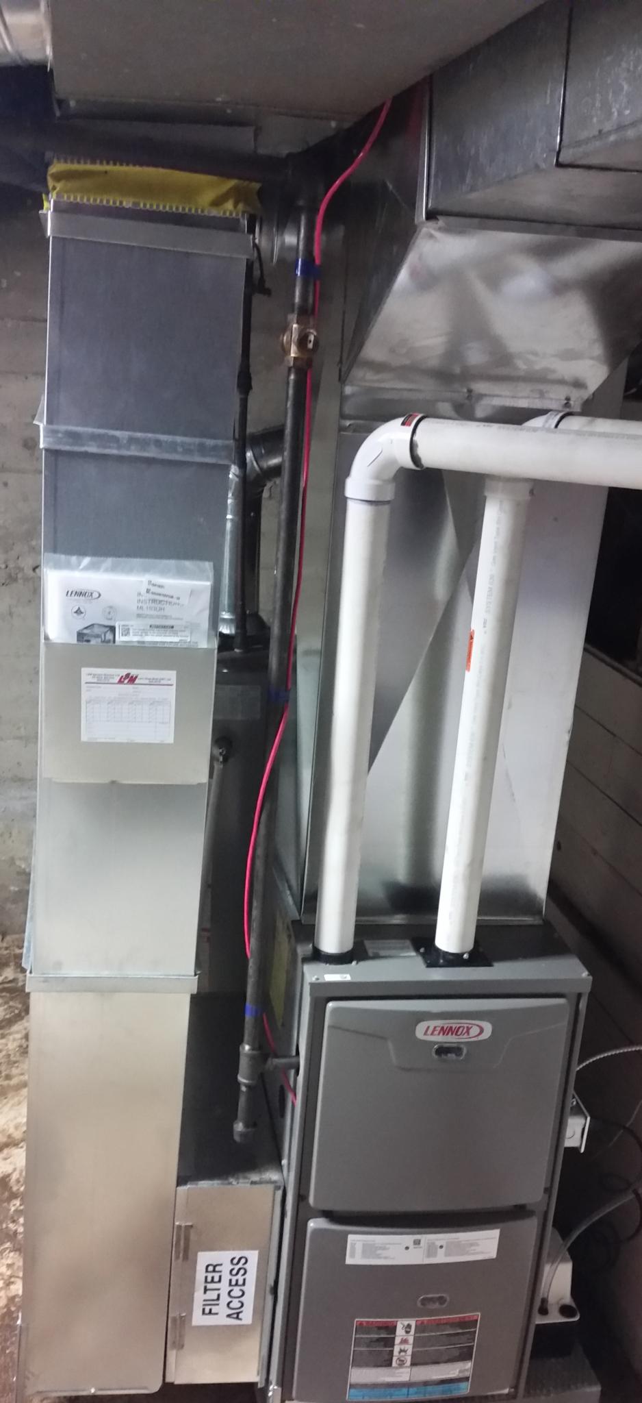 LSM-Lee's Sheet Metal Ltd in Grande Prairie: Furnace installation and repair.