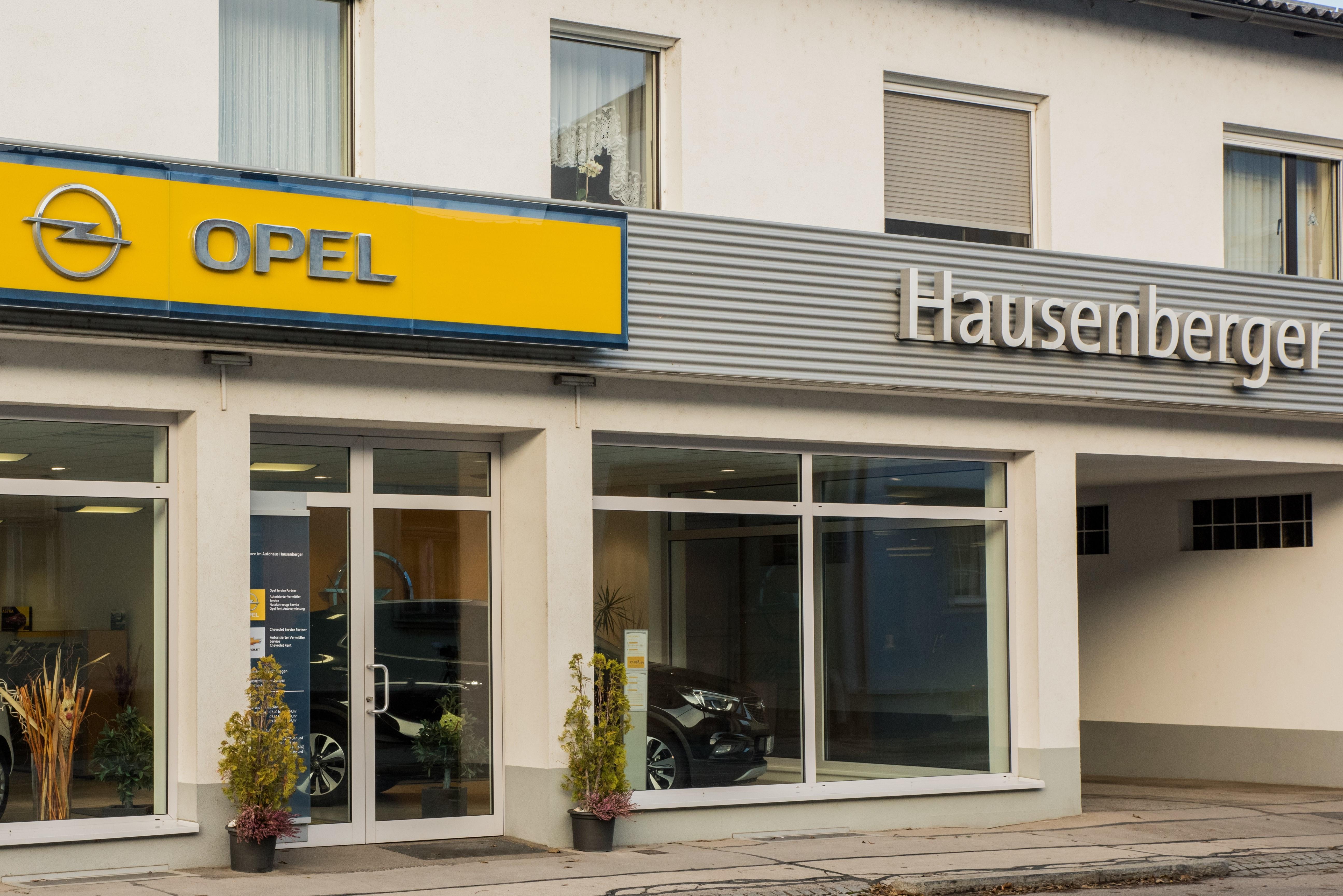 Auto Hausenberger GmbH