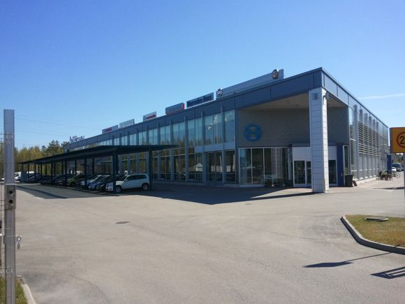 Autotalo Hartikainen Kuopio