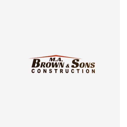 M.A. Brown & Sons Construction