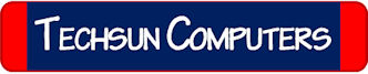 Techsun Computers logo
