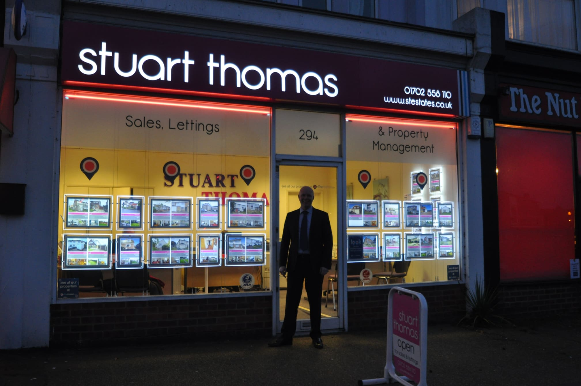 Stuart Thomas Estates