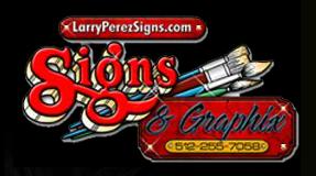 Larry Perez Signs & Graphix