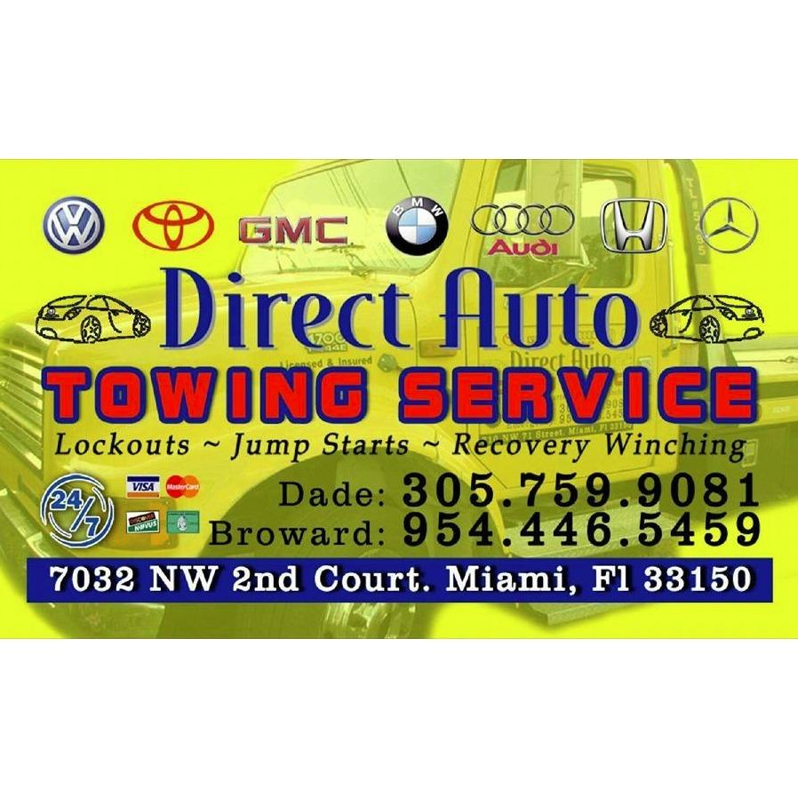 Direct Auto Towing Service