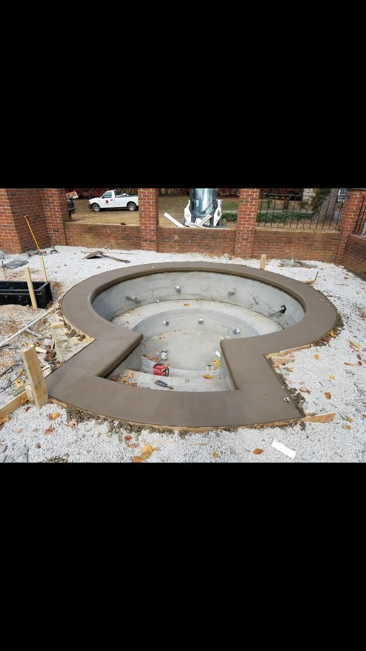 Rpm construction pools evansville indiana in for Bathroom remodel evansville in