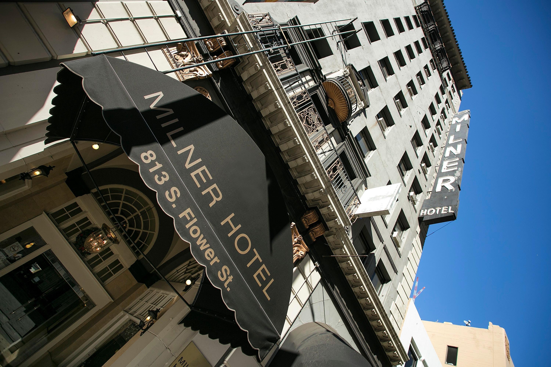 The Milner Hotel Downtown Los Angeles Los Angeles Ca