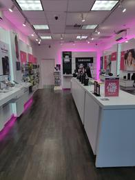 Interior photo of T-Mobile Store at Mall Of New Hampshire 4, Manchester, NH