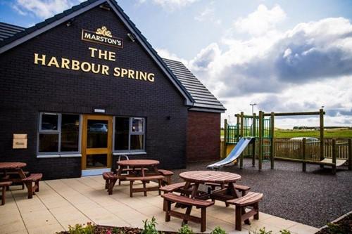 Harbour Spring Peterhead - Peterhead, Aberdeenshire AB42 3GT - 01779 252252 | ShowMeLocal.com