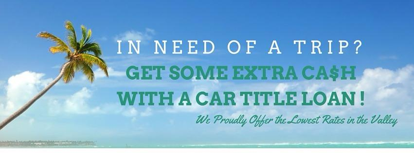 California Check Cashing Car Title Loans