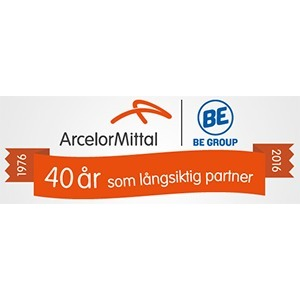 ArcelorMittal BE Group SSC AB