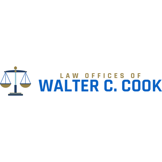 Law Office of Walter C. Cook Logo