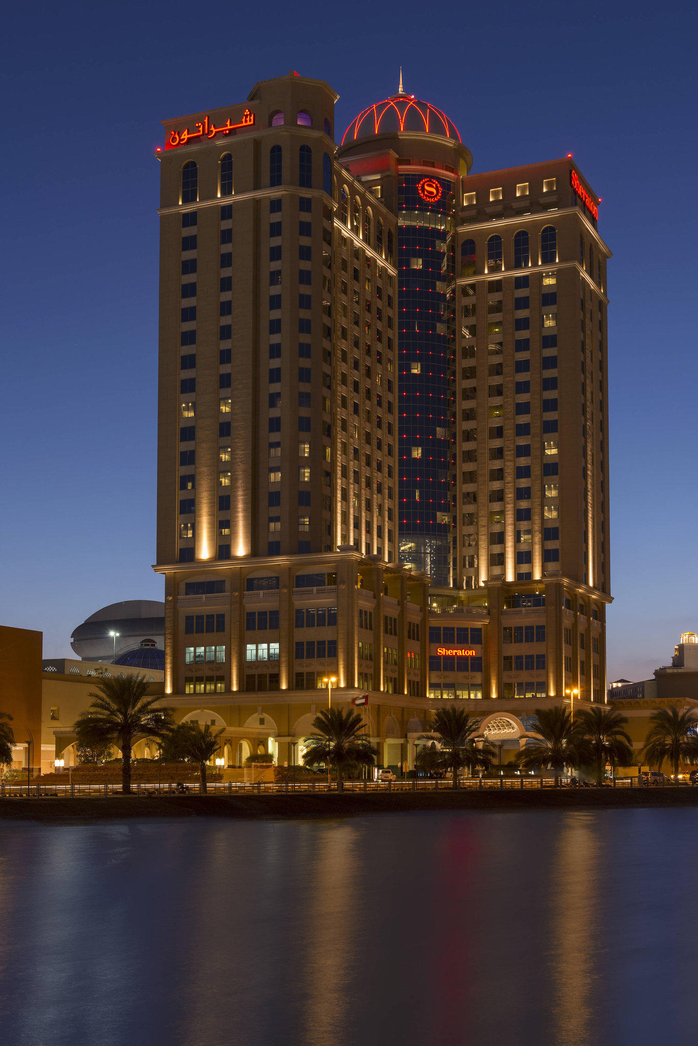 Sheraton Mall of the Emirates Hotel, Dubai