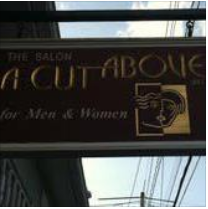 A Cut Above Inc./ The Salon