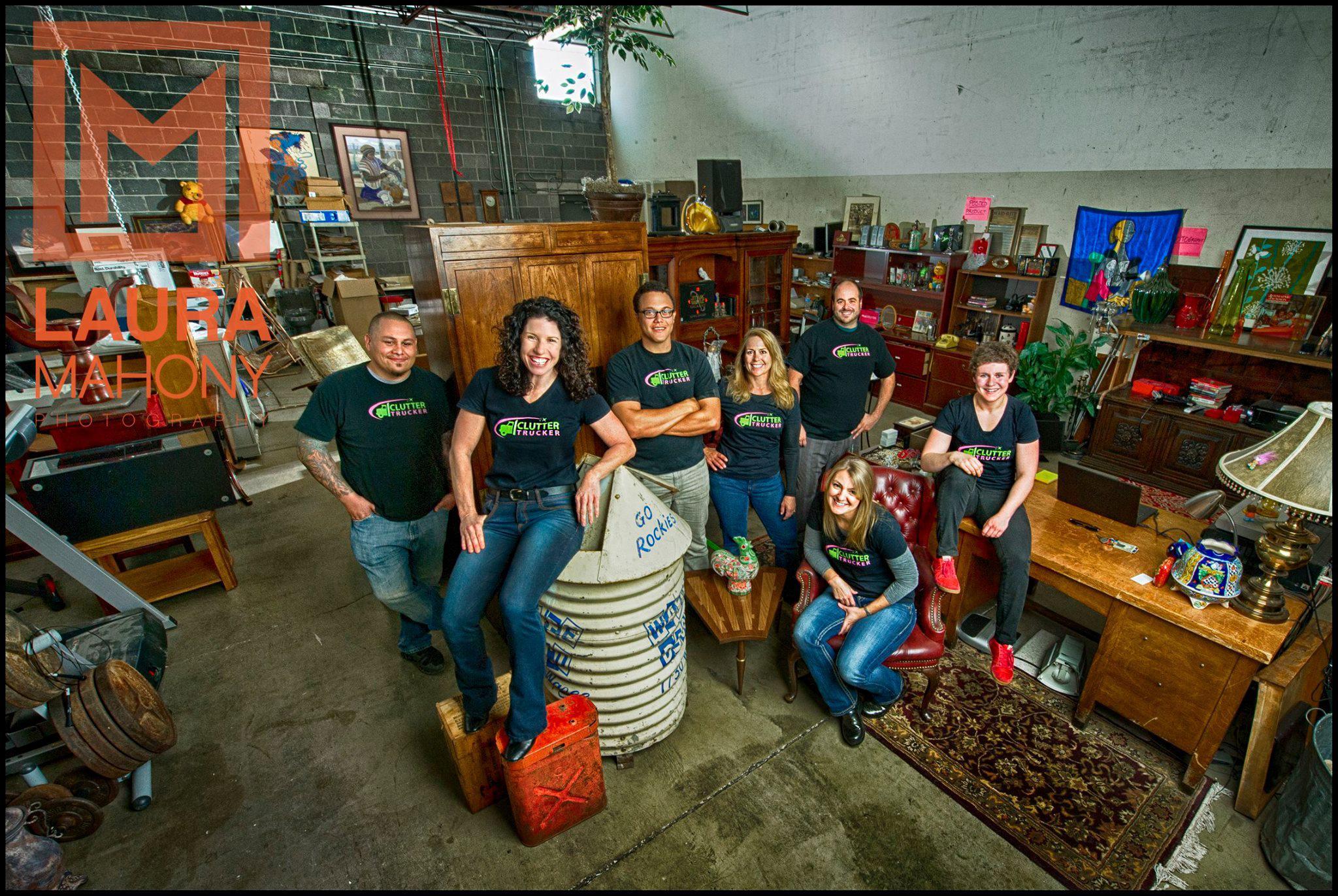 Clutter Trucker Colorado Springs - Colorado Springs, CO 80907 - (719)372-5009 | ShowMeLocal.com