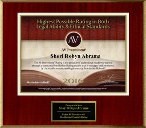 Sheri R. Abrams, Attorney at Law