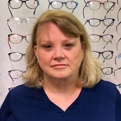Donita Vade, OD Optician