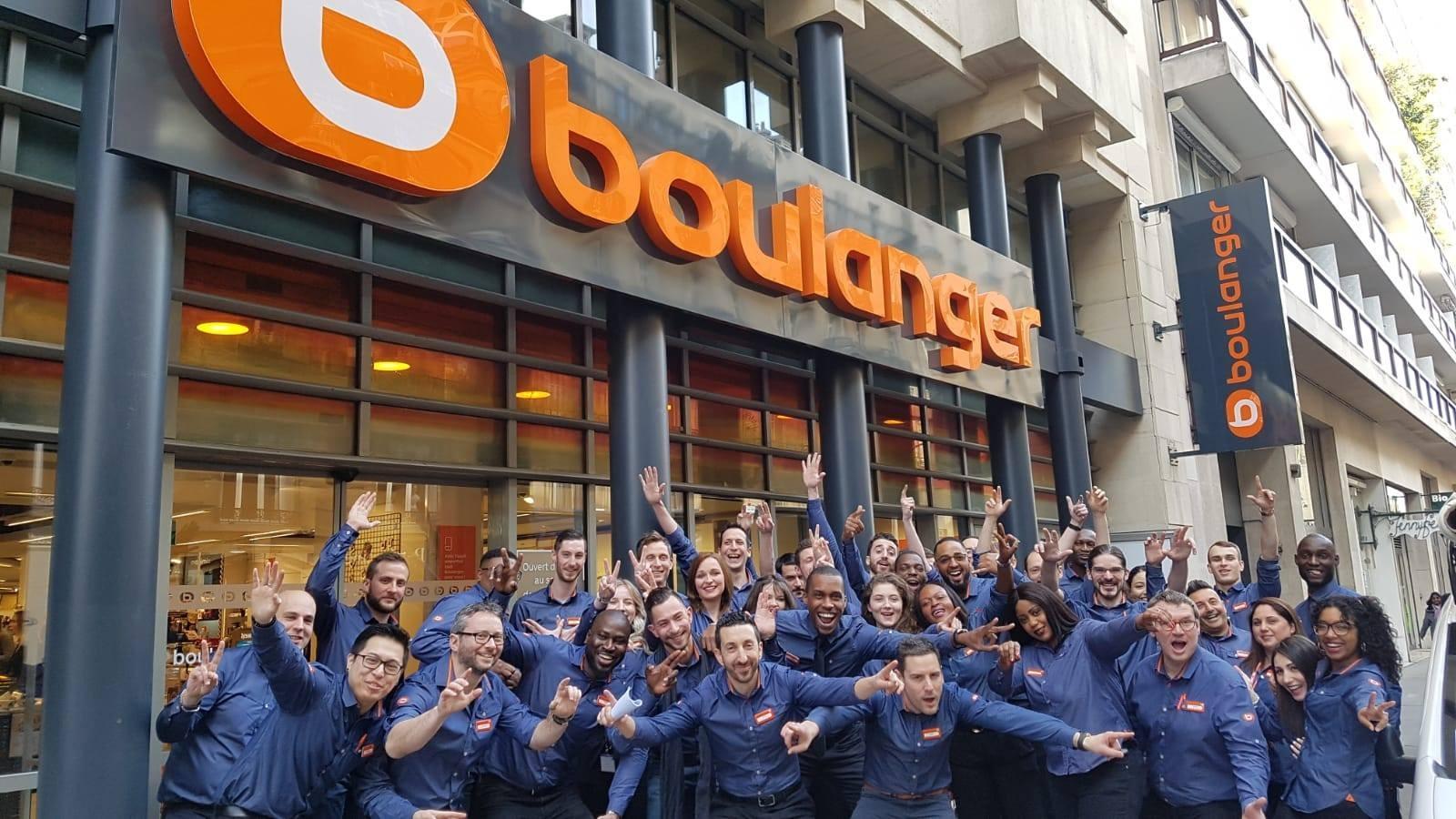 Boulanger Paris Passy